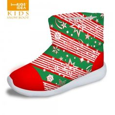 Kids Snow Boots, Winter Snow Boots, Red Green, Stockings, Socks, Sneakers, Shopping, Fashion, Tennis