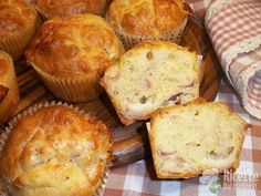 Muffin Prosciutto e Formaggio 7