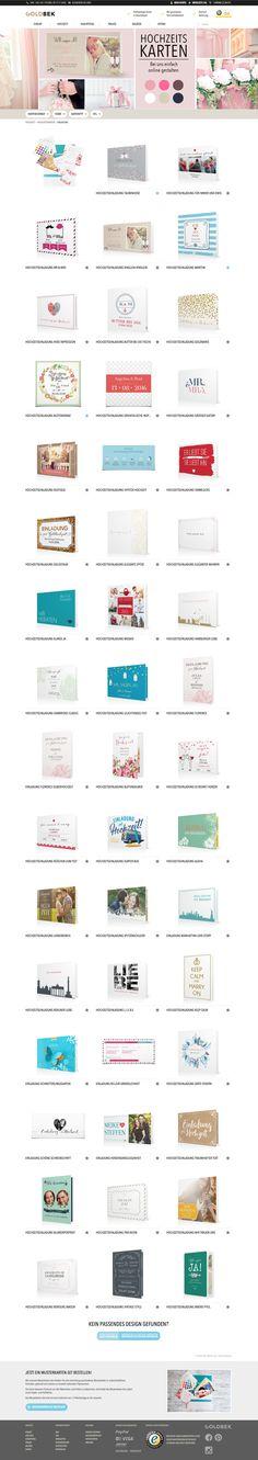 GOLDBEK CARDS Shopwebsite & Postkarten-Konfigurator Shops, Poster, Website, Design, Postcards, Tents, Posters, Design Comics