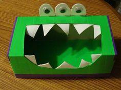 my Articulation Monster