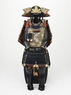 - Armor of the ōyoroi type . Mid-Edo period . Late 18th century . /tcc/