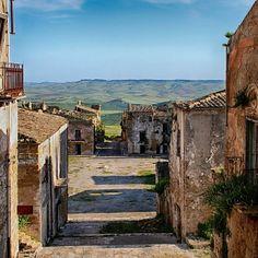 Ruderi di Poggioreale - Sicilia