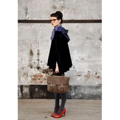 Red shoe pop