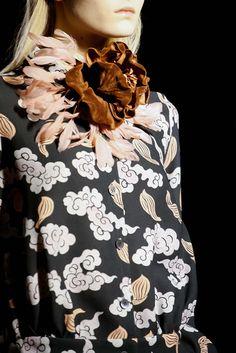 Dries Van Noten Fall 2015 Ready-to-Wear