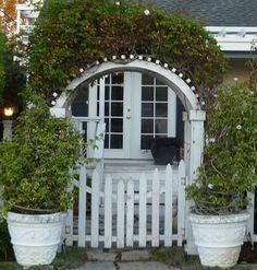 Arbor Gate