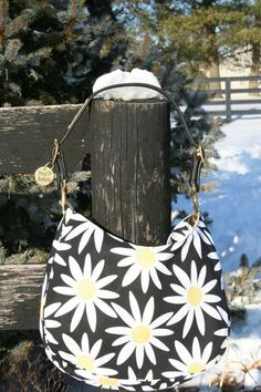 Think spring! check out this new bag from our spring collection! Daisy Maze Premium Hobo, just $155! http://www.ponyupkentucky.com/products/handbag/daisy-maze-premium-hobo/