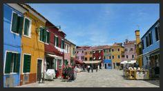 Illa de Burano (Italia)
