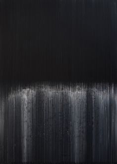 Akihito Takuma, b. 1966; Kumamoto, Japan // Lines of Flight op.380, 2012, oil on canvas, 100 x 73 cm.
