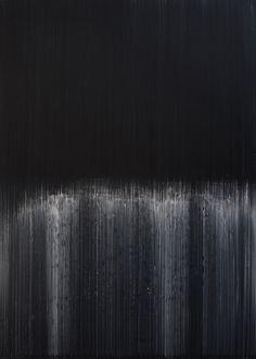 Lines of Flight op.380, oil on canvas, 2012, 100cm x 73cm