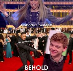Behold the most perfect person on the planet: Thomas Brodie Sangster!