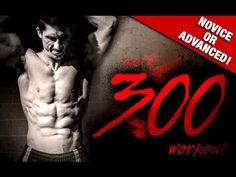 """HOME """"300"""" WORKOUT (Bodyweight Only!!) - YouTube"""