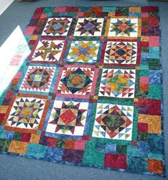My Forever Quilt - look me forever to finish it!