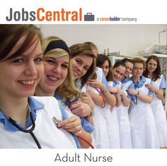 #100glamorousjobs #jobs #career   #adult #nurse by #jobscentral #careerbuilder #malaysia  Adult nurses care for adult patients who are suffering from acute and long-term illnesses and diseases.   They support recovery from illness or operation by using care plans, carrying out care procedures and assessments and by focusing on the needs of the patient rather than the illness or condition.  Look for Your Ideal job now at www.jobscentral.com.my