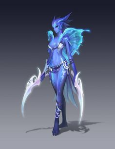Aion 4.8 Upheaval - New Monster Designs - The Art of Aion Online