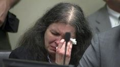 In this photo from video by kabc-tv, louise turpin sobs and dabs her eyes as one of her children speaks during a sentencing hearing friday, april Photo To Video, Picture Video, Picture Of Doctor, Coral Background, Pineapple Images, Picture Outfits, Child Face, Diets For Women, Summer Photos