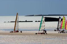 Le Char à voile sur les plages de Normandie ... Filer à la vitesse du vent sur les plages de Cabourg .. un vrai Plaisir ... Kiss From Normandy ... Bises du Martinaa ... Valérie ... 02 31 32 24 80 ou www.martinaa.fr