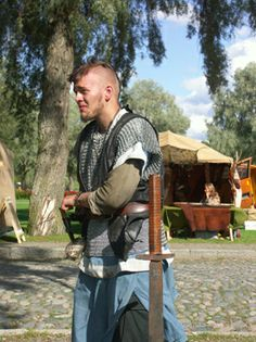Hämeen keskiaikamarkkinat - Häme Medieval Faire 2007, Ritari - Knight, © Timo Martola Knight, Cavalier, Knights