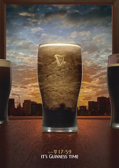 It's Guiness time!