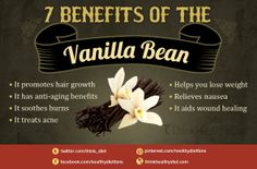 7 benefits of the vanilla bean How To Relieve Nausea, Health Memes, Healthy Exercise, Wound Healing, Beauty Magazine, How To Treat Acne, Healthy Tips, Home Remedies, Health Benefits