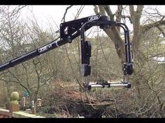 DIY Camera Jib with Mechanical Pan and Tilt Head - YouTube