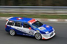 https://flic.kr/p/4NTWWs | VW Bora | VW Bora im Kallenhardt VLN Lauf.1 2008