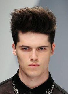 Medium Men Hair Styles