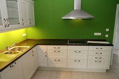 Our Nobilia kitchen (Lucca).