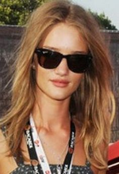 Ray-Ban Original Wayfarer 50mm Sunglasses - as seen on Rosie Huntington
