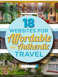 18 Useful Travel Websites You Probably Didn't Know About!!#Travel#Trusper#Tip