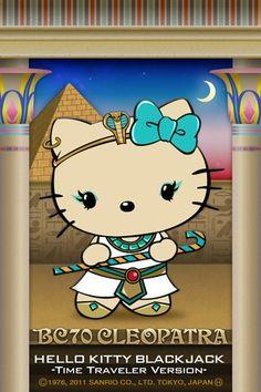 Hello Kitty Cleo