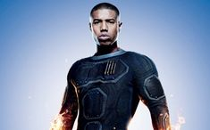 "Read Michael B Jordan's Powerful Response To The Backlash He Recieved For Playing ""Human Torch"" In The Movie Fantastic Four - http://urbangyal.com/read-michael-b-jordans-powerful-response-to-the-backlash-he-recieved-for-playing-human-torch-in-the-movie-fantastic-four/"