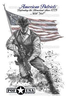 American Patriots #1