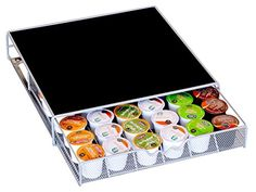 DecoBros K-cup Storage Drawer Holder for Keurig K-cup Coffee Pods Deco Brothers http://smile.amazon.com/dp/B007R900WA/ref=cm_sw_r_pi_dp_9IEzwb0S5FNXH