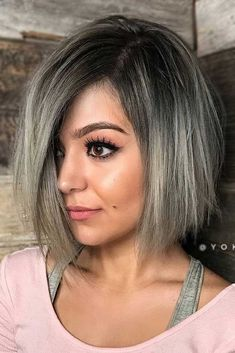 Bob hairstyles are everything a lady can dream of. Everything you would like your hair to look like can be pulled off with a help of bob, how cool is that! #haircuts#hairstyle#haircolor #BobCutHairstyles
