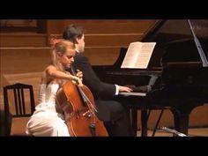 ▶ Rachmaninov cello Sonata - Sol Gabetta - YouTube