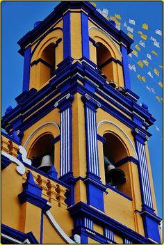 Templo San Juan Aquiahuac, San Andrés Cholula, México