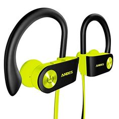 Lightweight Works with iPhone Bluetooth Headphones Deep Bass Android, Built in Headset with Mic Samsung Noise Cancelling Twin Earbuds A/&B Solutions Inc Sports Sweat Resistant Earbuds Wireless Earbuds Premium Quality Portable Charging Case iPad