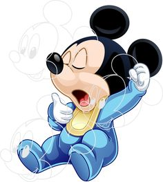 Minnie Baby, Baby Disney, Minnie Mouse, Mickey Mouse Images, Baby Drawing, Doraemon, Looney Tunes, Cartoon Characters, Baby Animals