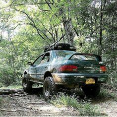 Subaru Mudpreza