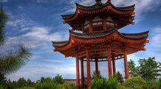 Pagoda de la Oca Salvaje en Xian