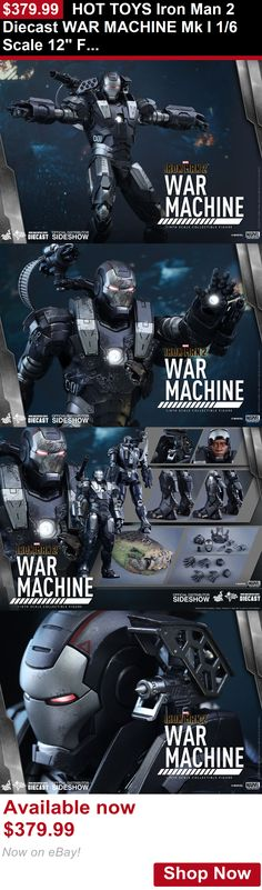 Telescope Mirrors And Prisms: Hot Toys Iron Man 2 Diecast War Machine Mk I 1/6 Scale 12 Figure In Stock New! BUY IT NOW ONLY: $379.99