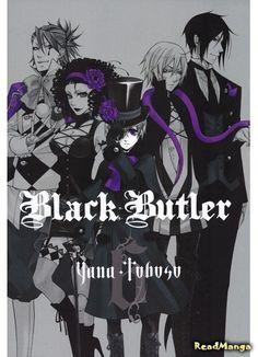 Читать мангу на русском Тёмный дворецкий (Black Butler: Kuroshitsuji). Тобосо Яна Новые главы - ReadManga.me