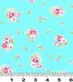 Items similar to Fabric Floral Collection Flower Sugar Lecien Blue Aqua Pink Roses 1 yard on Etsy Rose Background, Floral Fabric, Some Pictures, Ark, Fabric Patterns, Pink Roses, Newborn Photography, Pattern Design, Diy Crafts