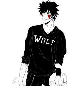 Modern and sexy Kiba Inuzuka, the Wolf ❤️❤️❤️