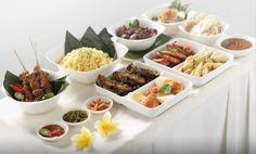 Great food at Garuda Indonesia flights