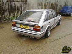 Rad Racer — 1989 Nissan Bluebird U11