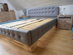 62 Ideas For Diy Storage Headboard Benches Diy Storage Headboard, Bed Headboard Design, Bed Frame Design, Headboard Benches, Diy Storage Bench, Diy Bed Frame, Upholstered Storage Bench, Headboards For Beds, Bed Design