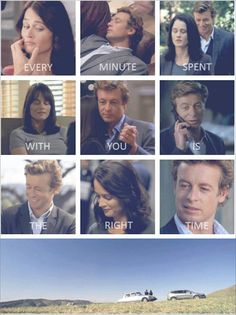 Every minute spent with you is the right time #jisbon