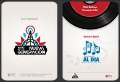 case DVD logo radio