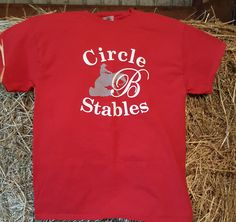 Circle B Stables T Shirts, Hoodies, Hats Jackets and more